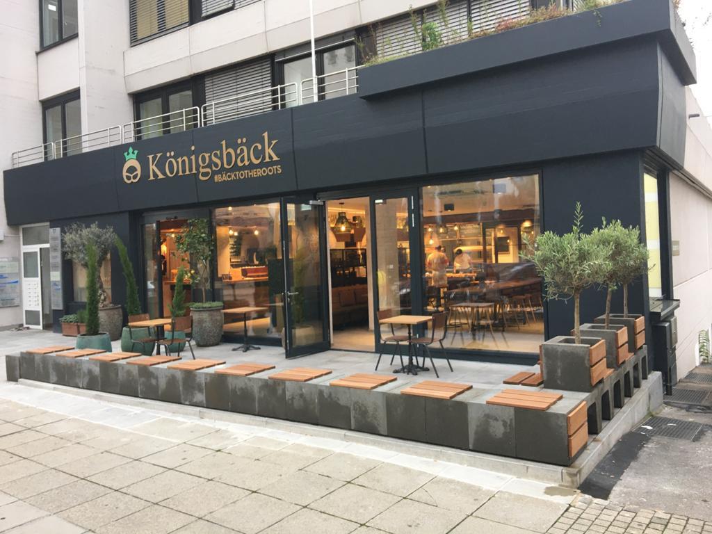 Königsbäck Stuttgart